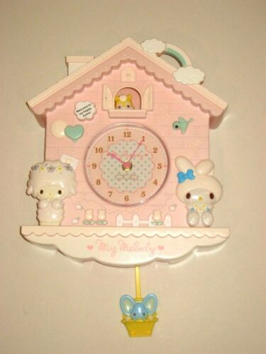 SANRIO MY MELODY WALL CLOCK