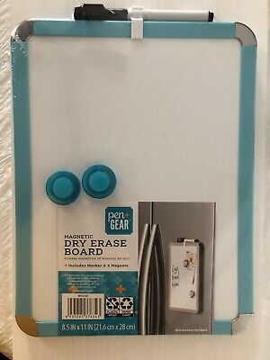 Pengear Magnetic Dry Erase Board Includes Marker 2 Magnets