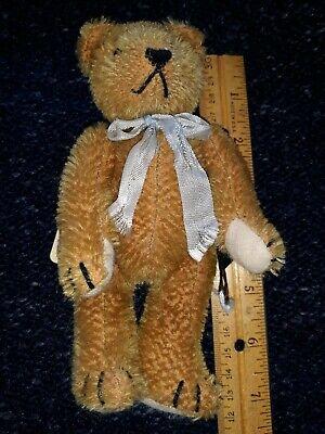 REDUCED - JOHANNA HAIDA TEDDY BEAR-mohair, NEW signed,  Sonneberg, Germany for sale  Milford
