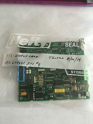 Eurotherm Chessell Model 392 Circular Chart Recorder Input Card Ac20460 Issue 9