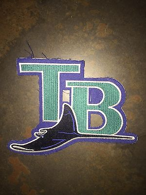 Tampa Bay Devil Rays MLB Baseball Patch Badge Collectible Clothing
