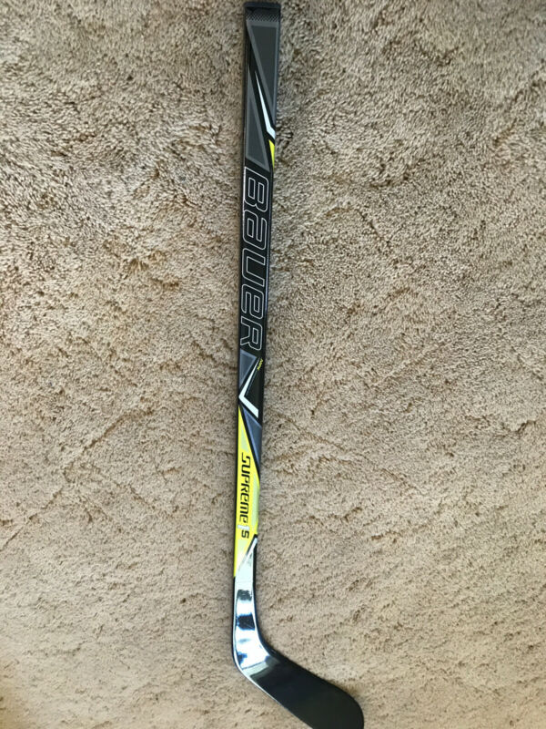 Bauer Supreme 1S MINI Ice Hockey Stick Composite Left Handed For Ages 6 and Up