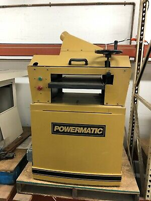 Powermatic Planermoulder 15