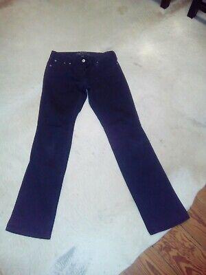 Damen Jeans Ralf Lauren Polo Jeans Co.gebraucht schwarz