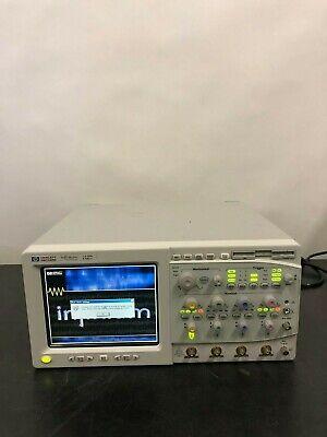 Hewlett Packard Infiniium 54845a  E5022a 1.5ghz