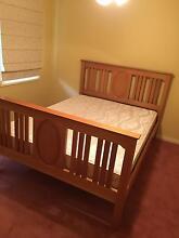 Queen size bed & mattress Finley Berrigan Area Preview