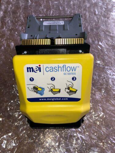 NEW - MEI SCL6627 RS232 CASHFLOW BILL VALIDATOR Heads Module