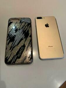 As new iPhone 7 Plus, 128 GB. Rose gold. No scratches