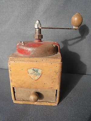 antico mulino da caffè Peugeot per arredamento cucina vintage french Antico