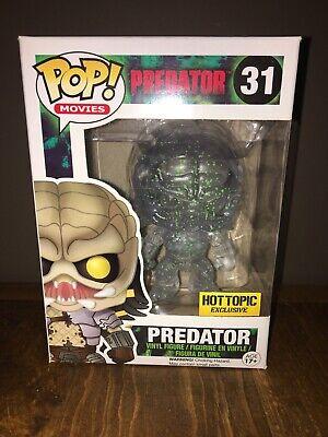 Hot Topic Exclusive Predator Funko Pop