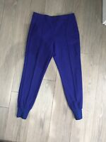 Stunning Royal Blue Joggers by Pinko Part of a Suit size 12 UK. In vendita  su f8953be39cb