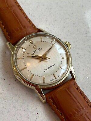 Omega Seamaster automatic 1956 - Vintage Swiss Watch