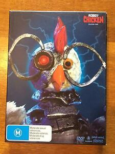 Robot Chicken Season 1 DVD Chidlow Mundaring Area Preview