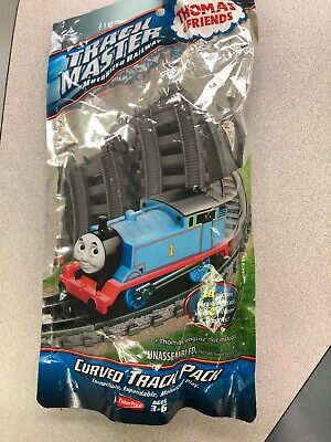 NEW Thomas Trackmaster Curved Track Pack Fisher Price DFM57