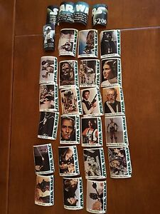 Original Star Wars collectors Stamps Mount Annan Camden Area Preview