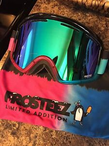 Frosteez Limited Edition Snowboard/Ski Goggles