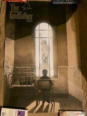 Godfather Part II Mondo Poster Art Print Eric Powell Francis Coppola Movie Film