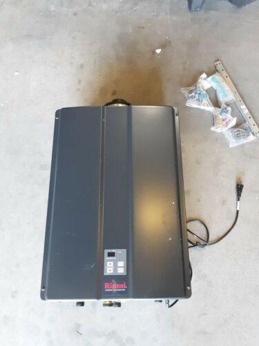 Rinnai CU199IN 11 GPM Charcoal CU199in - Natural Gas/11 GPM