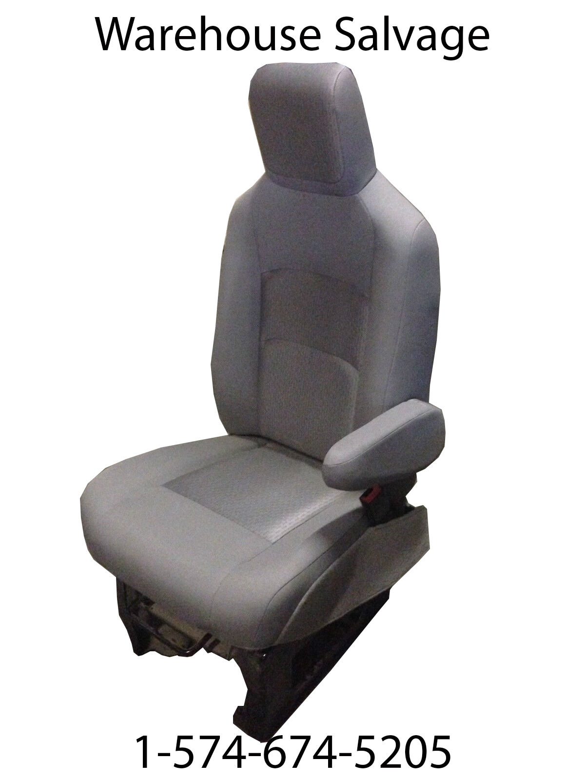 13+ FORD ECONOLINE ESERIES E150 E250 E350 E450 VAN PASSENGER BUCKET RV SEAT