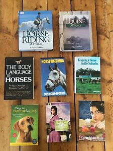 Horse books, etc. For Sale!!