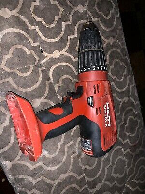 Hilti Sfh 181-a Cpc Cordless Hammer Drilldriver Tool Only. Shows Wear