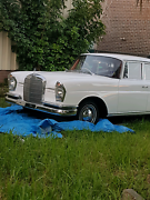 Mercedes-Benz 220seb Mount Lewis Bankstown Area Preview