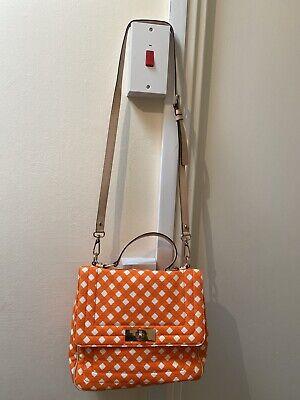Kate Spade New York Shoulder Bag New Orange