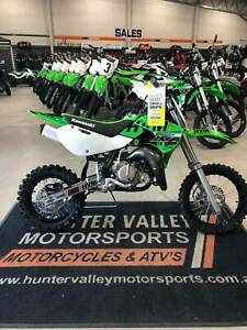 Kawasaki KX65 2018 Rutherford Maitland Area Preview