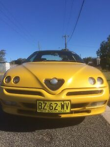 Alfa Romeo spider convertible Ingleburn Campbelltown Area Preview
