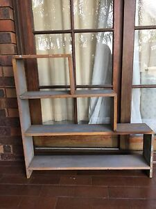 Cute tiered bookcase Leichhardt Leichhardt Area Preview