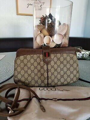 Gucci Clutch/crossbody Bag Vintage
