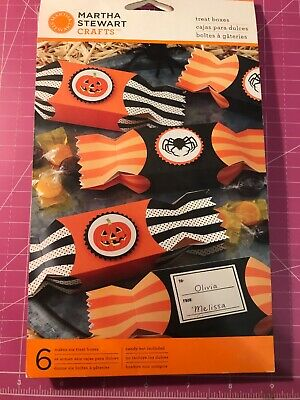 Martha Stewart Halloween Treat Boxes (Martha Stewart Halloween Treat Boxes 6)