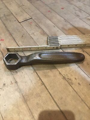 13 16 Or 14-12 South Bend Lathe Tail Stock Wrench