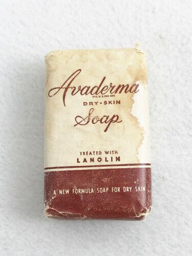 VINTAGE AVADERMA SOAP - LIGHTFOOT