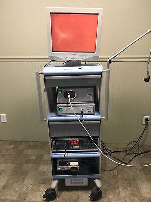 Boston Scientific Spyglass Endoscopy Tower