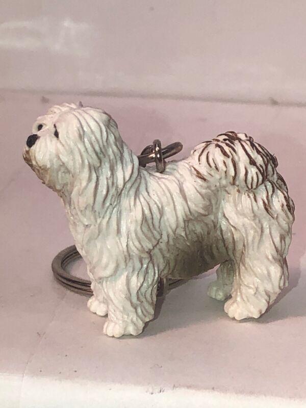 Safari Ltd Dog Key Chain Sheepdog
