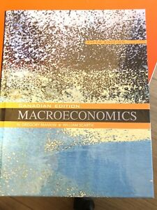 Canadian Edition macroeconomic with workbook