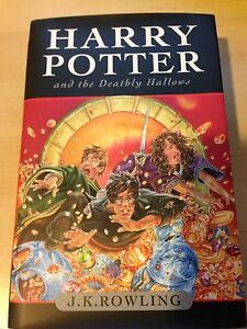 Harry Potter and the deathyl hallows