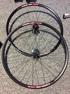 "26"" Mountain bike wheelset"