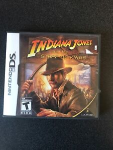 Indiana Jones and the staff of kings- original DS