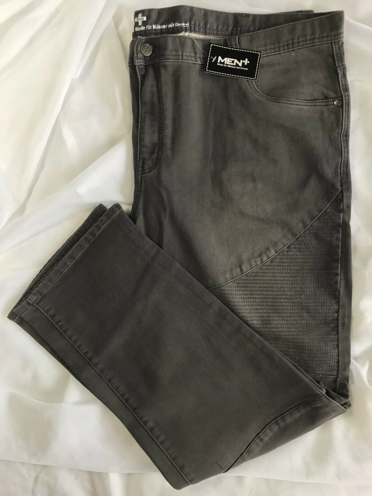 Herren Biker Jeans Hose Jog Denim 5-Pocket Slim Fit MEN Plus Gr.öße  31