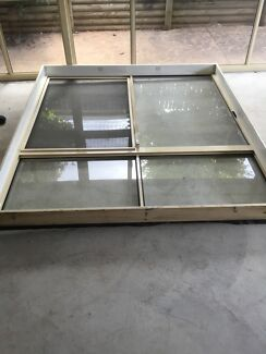 Wanted: 2nd hand large windows and sliding door
