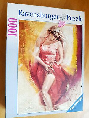 Ravensburger Puzzle * 1000 Teile * Spanische Tänzerin * RAR