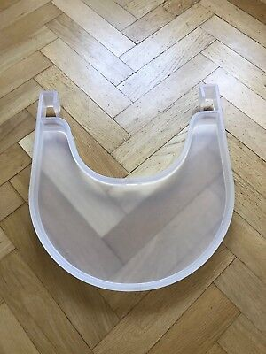 Tisch für Tripp Trapp Stokke PlayTray transparent