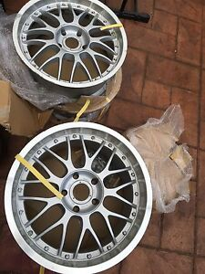 BBS forged rims Mont Albert North Whitehorse Area Preview