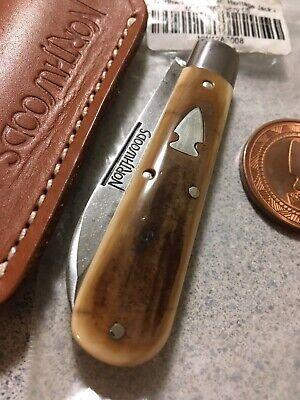 Northwoods Knives Heritage Jack Mammoth Ivory