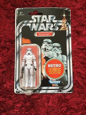 Kenner Star Wars Retro Collection Stormtrooper New Retro Star Wars Stormtrooper