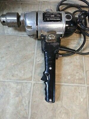 Ingersoll-rand 34 Drill Model B Cat 8034 Drive Air Impact Wrench
