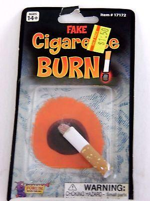 Forum Costume Co Fake Cigarette Burn Halloween Party Trick Or Treat ](Halloween Fake Burns)