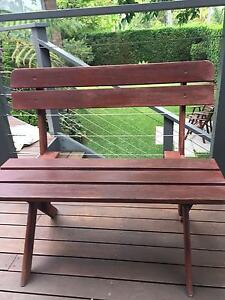 6 x Wood BBQ chairs Killarney Heights Warringah Area Preview
